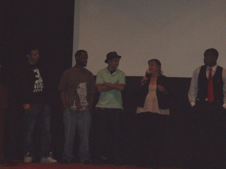 11/14/10 Enzian Film Slam B-Side Artists Filmmakers
