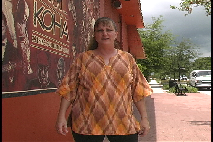 Elizabeth Anne - The HOOK - United Arts of Central Florida Professional Development Grant