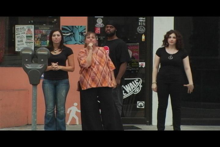 Jessica Shields - Elizabeth Anne - Amanda Damico - Mark Harris Tr3 - The HOOK - United Arts Professional Development Grant