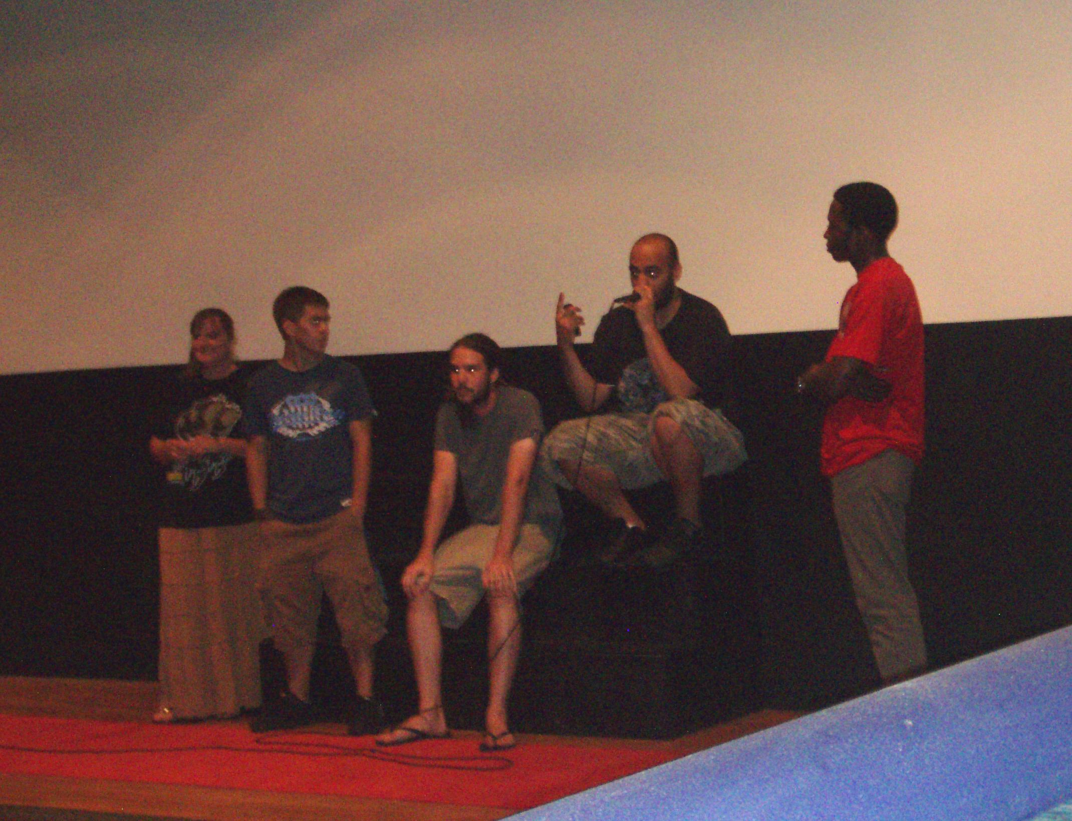 Enzian Film Slam Director Q&A June 2010